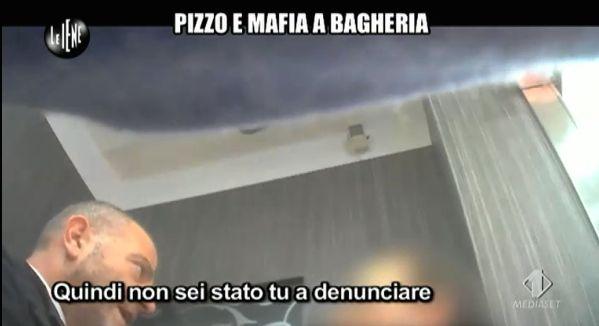 Giulio Golia a Bagheria