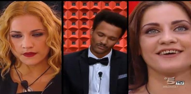 Lidia, Kevin e Federica