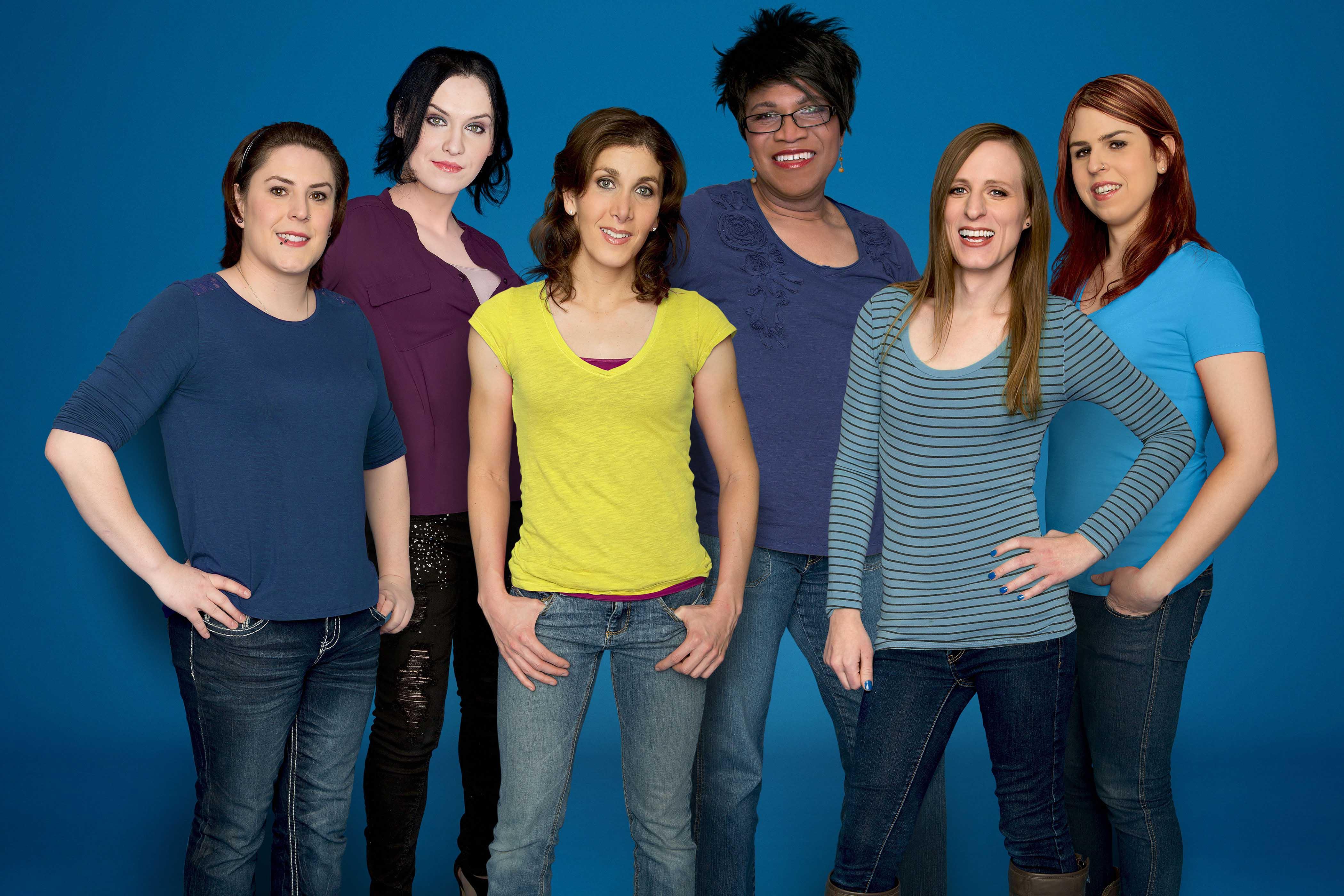 Le nuove ragazze del quartiere: 6 donne transgender nella nuova serie di Real Time