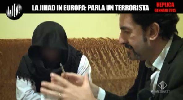 Pelazza servizio Jihad