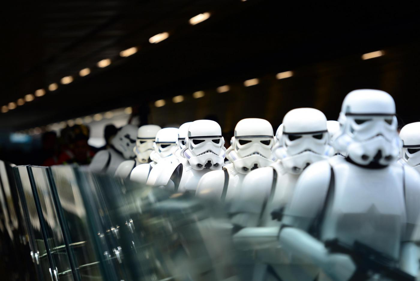 Singapore, Star Wars tour al Changi Airport