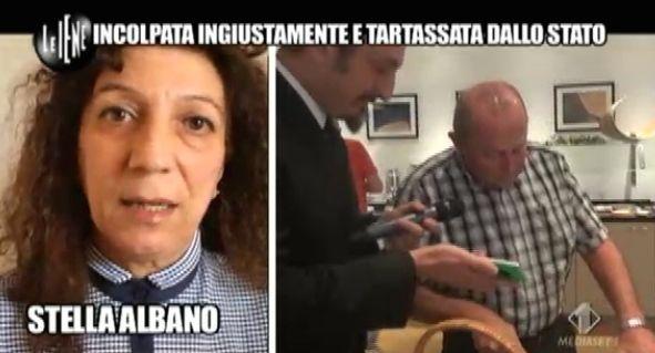Stella Albano e Mauro Casciari