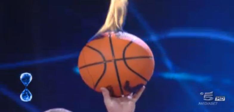 Un pallone infuocato