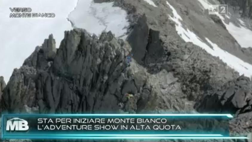 Verso Monte Bianco