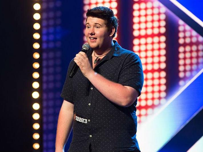 X Factor Australia Nathaniel O'Brien