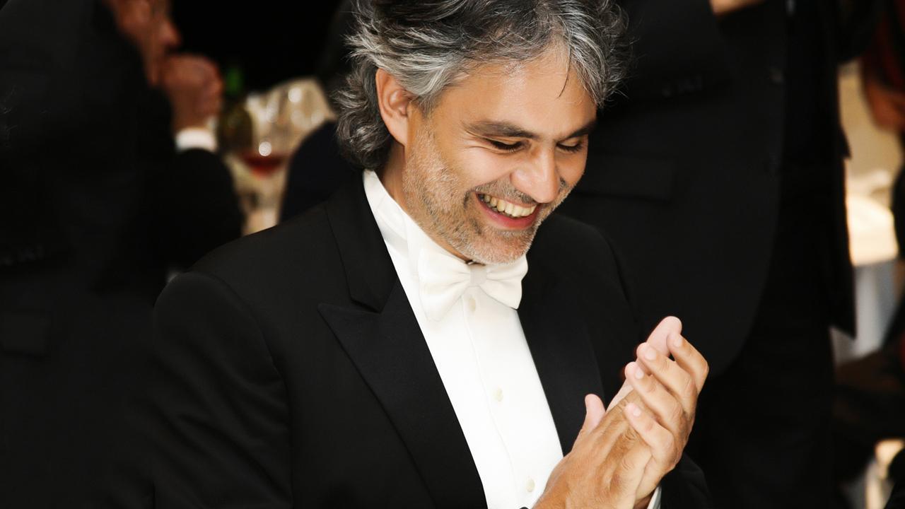 Il Mio Cinema, Andrea Bocelli su Rai 1 tra Sophia Loren e Belen Rodriguez: conduce Massimo Giletti