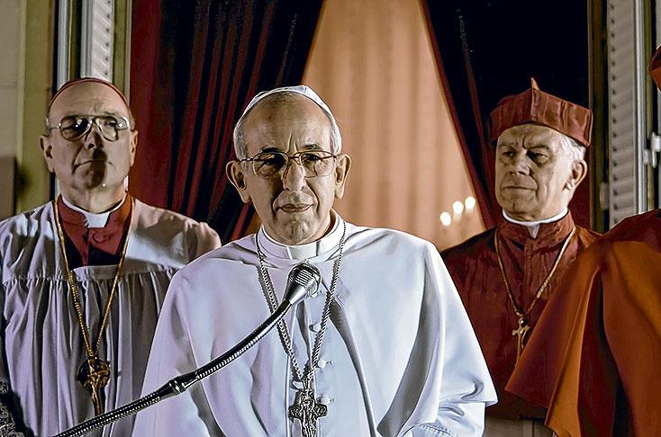 Francesco il Gesuita, su History la docufiction dedicata al Pontefice arrivato dalla fine del mondo