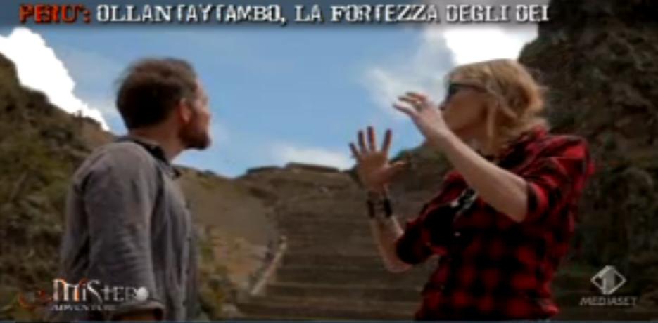 Bossari Casalegno, il viaggio in Perù