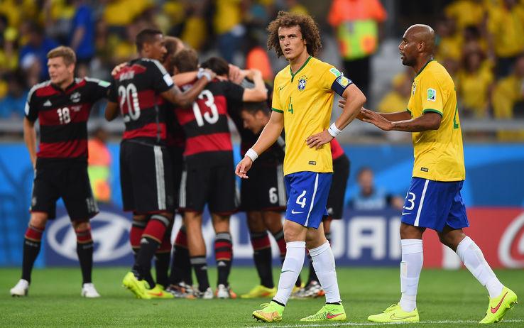 Brasile Germania 1 7