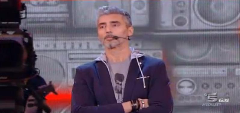 Daniele Menci giudice sfida Metrò vs Joshua