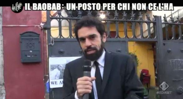 Dino Giarrusso Le Iene