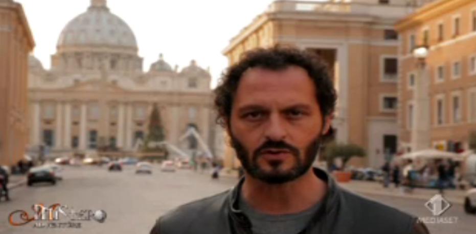 Fabio Troiano debutta a 'Mistero Adventure'