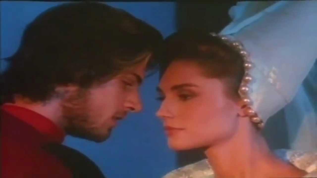 Fantaghirò e il bacio a Romualdo