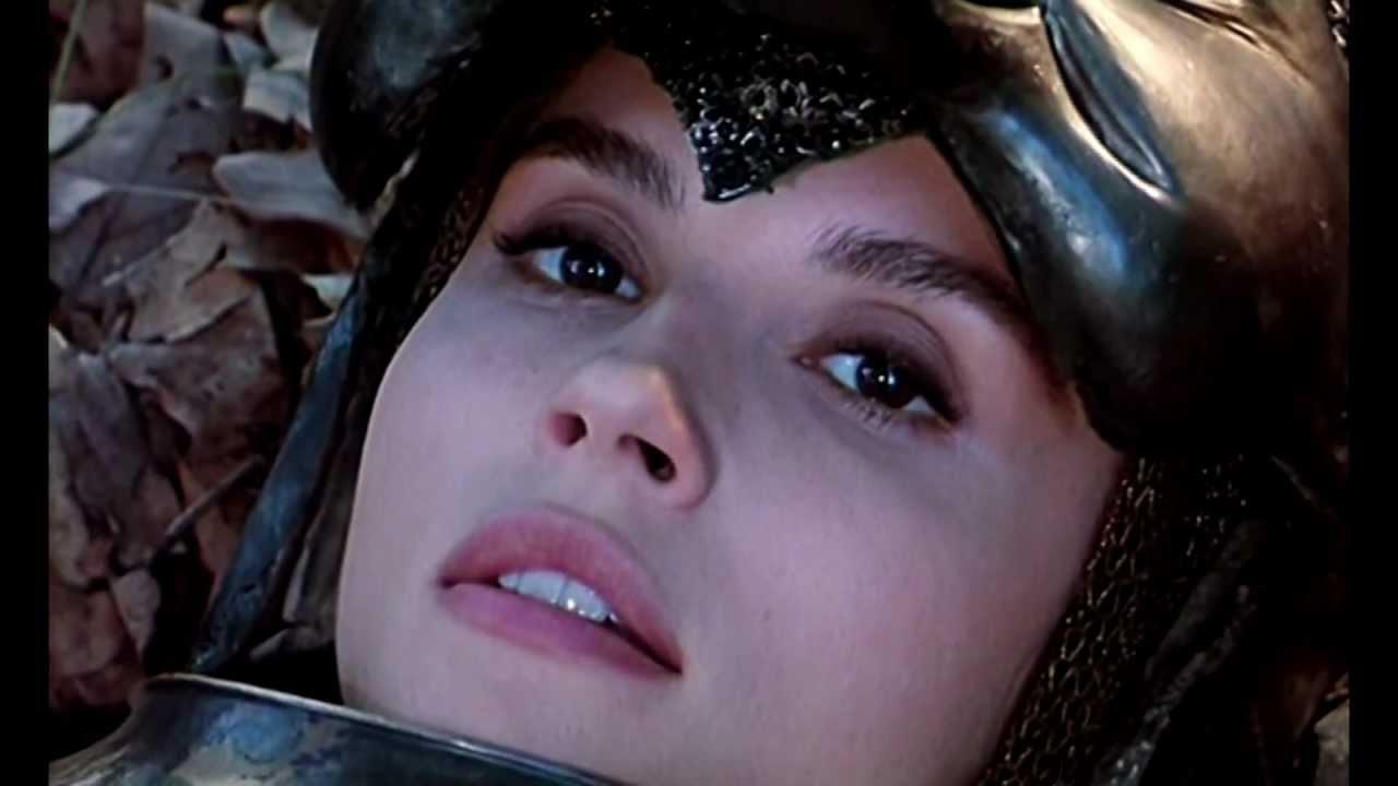 Fantaghirò interpretata da Alessandra Martines