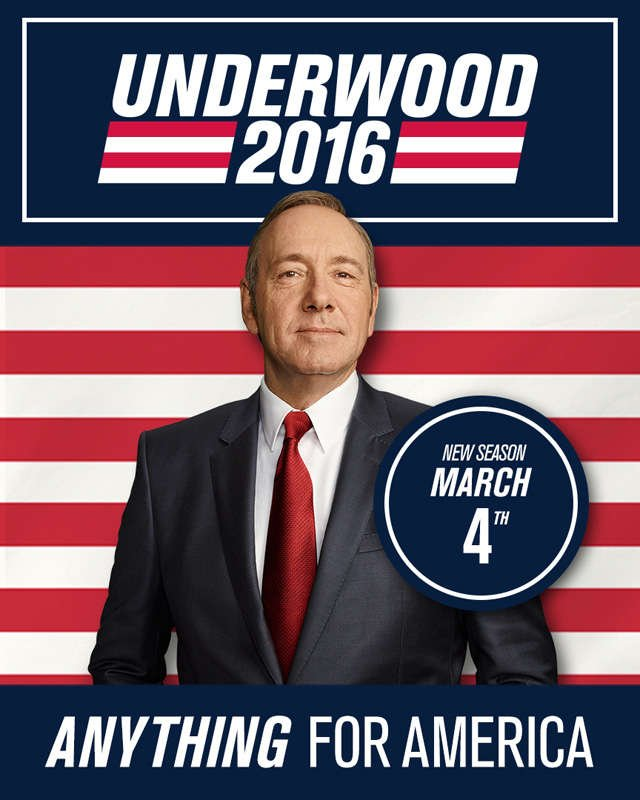 House Of Cards 4 stagione