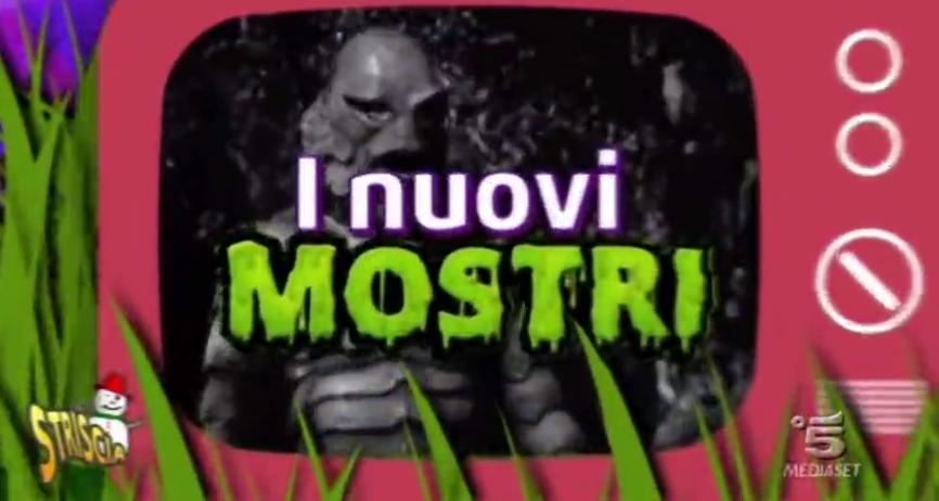 I Nuovi Mostri 2015 Striscia la notizia da Avanti un altro a Barbara D'Urso