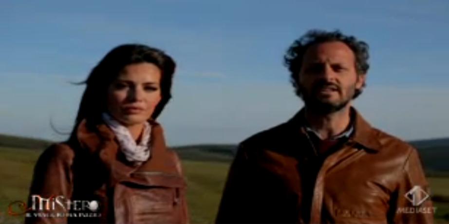 Laura Torrisi e Fabio Troiano