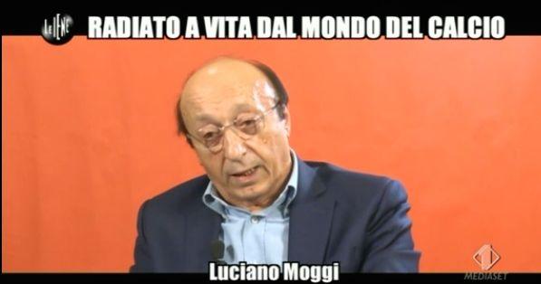 Luciano Moggi Le Iene