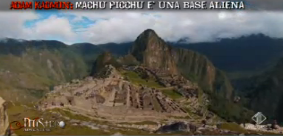Machu Picchu base aliena, Adam Kadmon