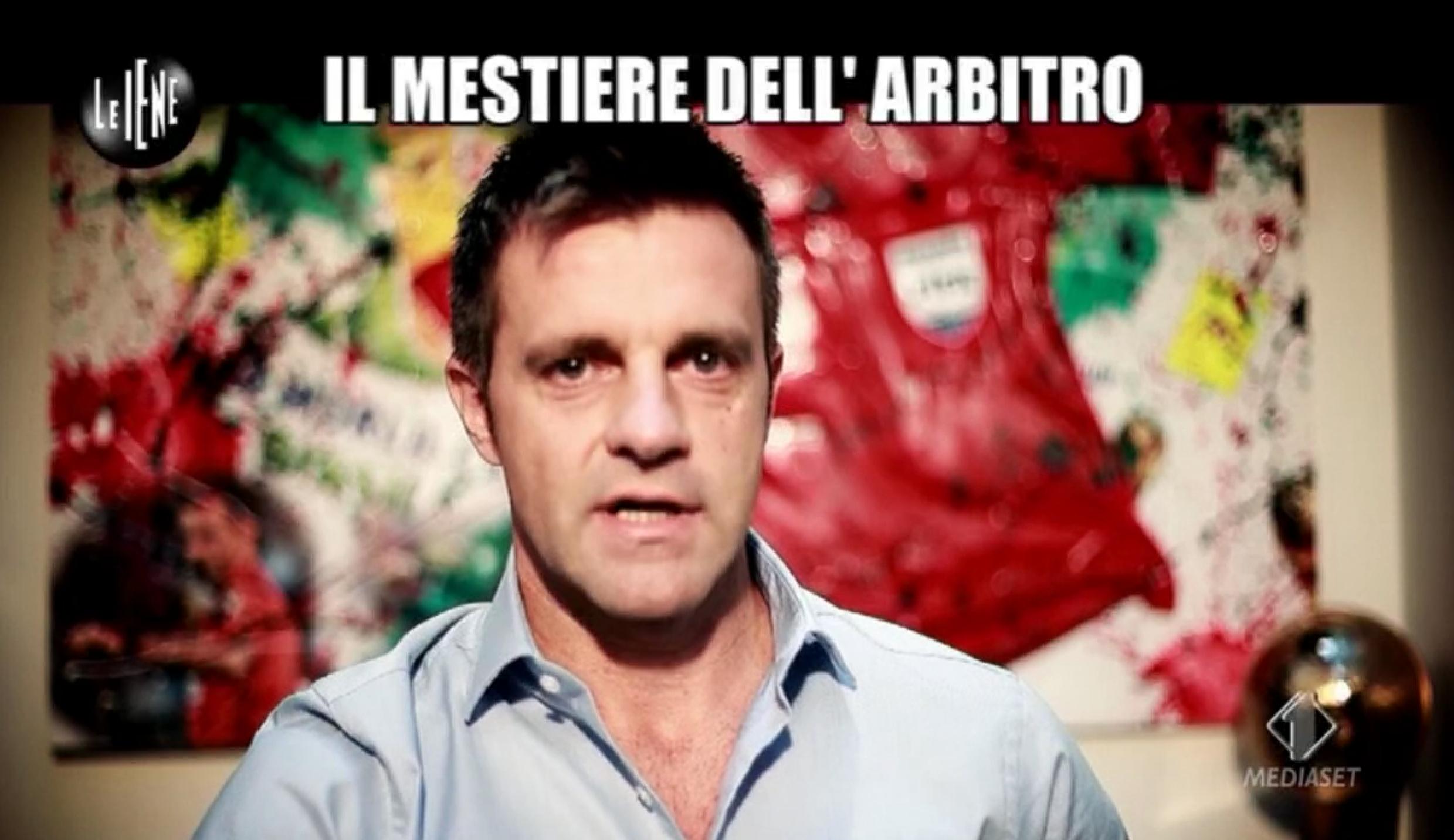 Nicola Rizzoli nel servizio di Viviani