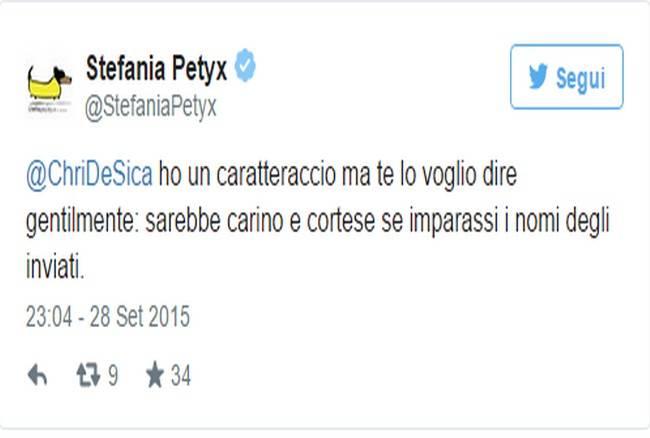 Tweet Petix