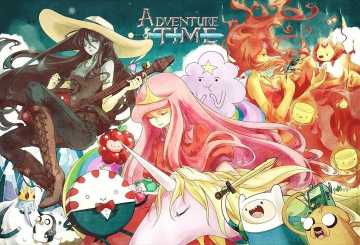 Adventure Time su Italia 1: il cartone animato cult in prima tv dal 21 dicembre