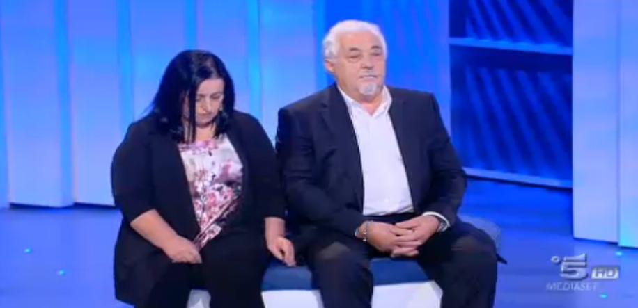 Benedetta e Giorgio cercano di rivedere la figlia Tatiana