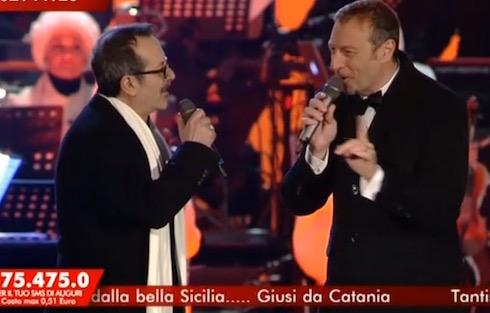 Claudio Lippi malore, assente da Capodanno Rai 1