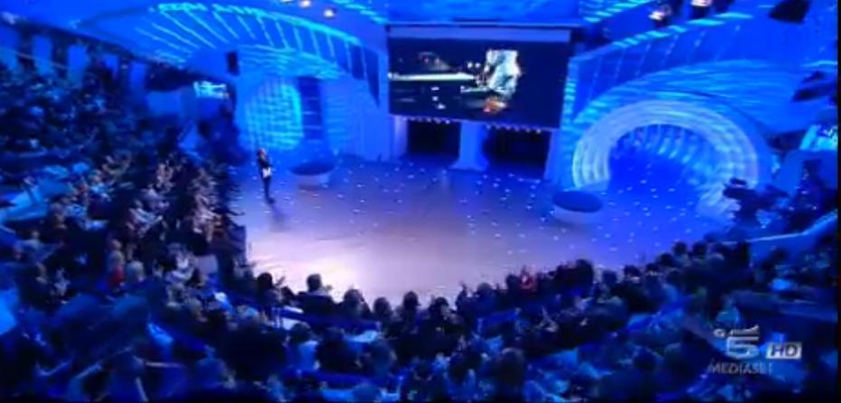 Filmato di presentazione, Marco Mengoni
