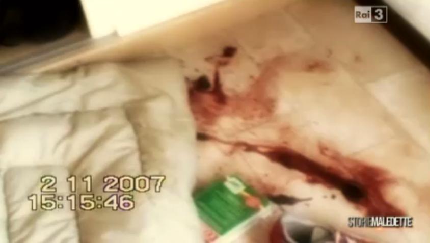 Filmato stanza Meredith