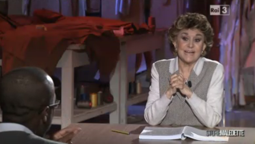 Franca Leosini in prima serata