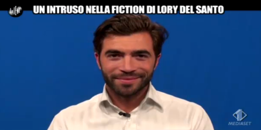 Gianmarco intruso in The Lady
