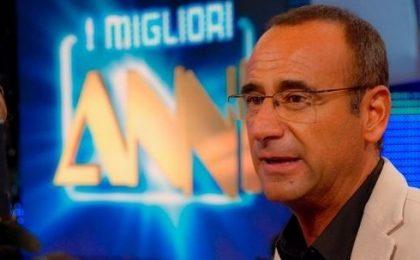 I Migliori Anni 2016 con Carlo Conti da aprile su Rai 1: 10 cantanti in gara e tre giurie