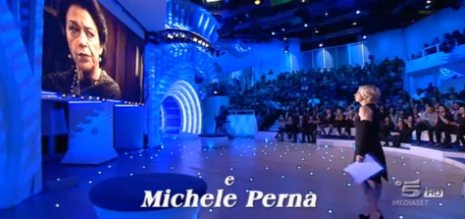 Maria De Filippi ospita l'attrice de Il Segreto