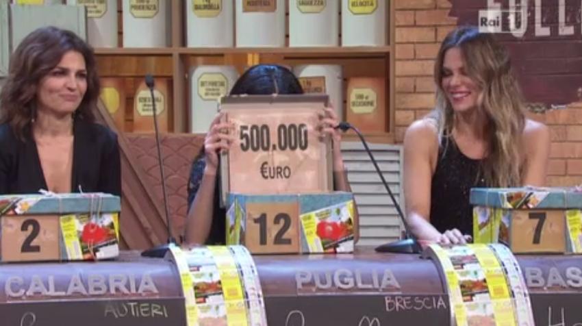 Rossella Brescia, le concorrenti perdono 500.000 euro