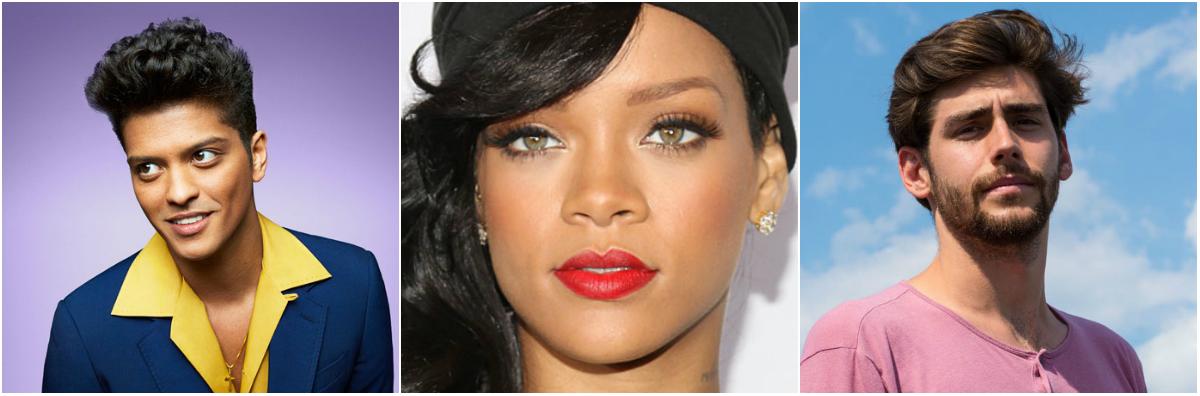 Sanremo Rihanna Soler Mars