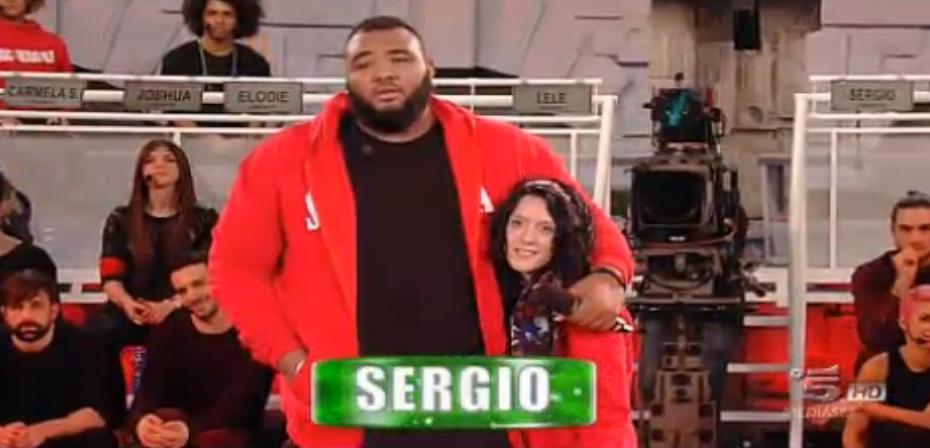 Sergio resta nella Scuola