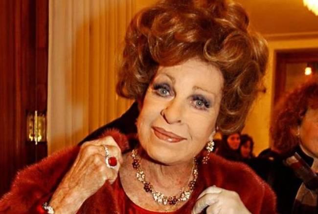 Morta Silvana Pampanini: l'attrice si è spenta a Roma all'età di 90 anni