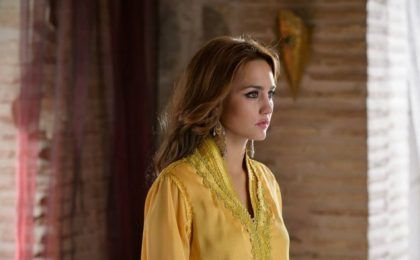 Victor Ros: la serie tv con Megan Montaner dal 19 dicembre 2016 su Canale 5