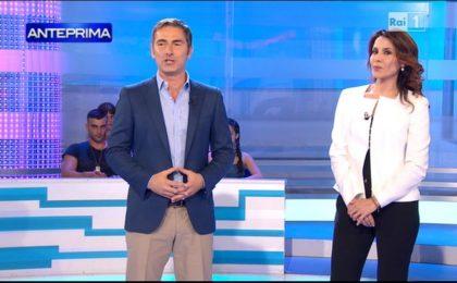 """Marco Liorni: """"Condurre Sanremo? Nel 2026, quando Conti deciderà di riposarsi"""" [INTERVISTA]"""