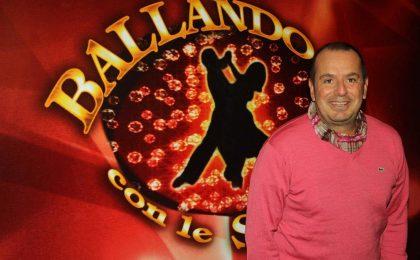 Ballando con le Stelle, intervista a Fabio Canino