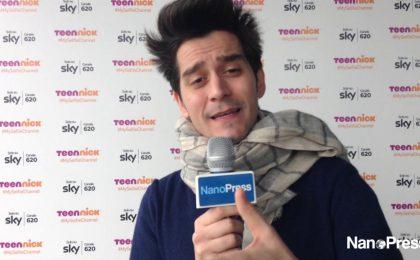 Niccolò Torielli presenta il Nickelodeon SlimeFest, intervista