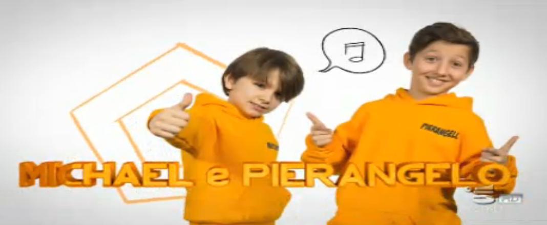 Attilio Fontana, Michael e Pierangelo