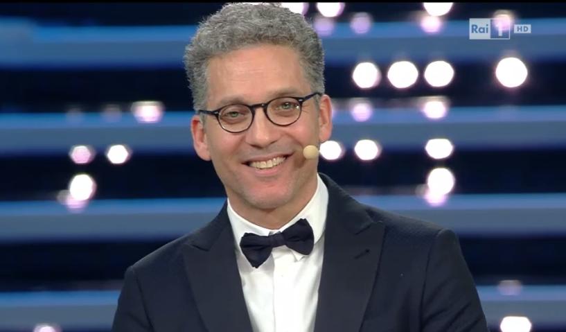 Beppe Fiorello ospite di Sanremo