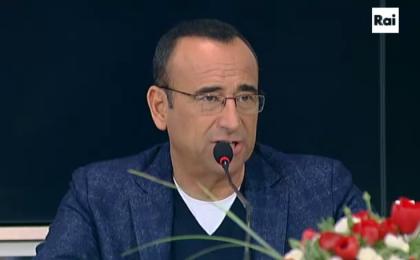 Festival di Sanremo 2017, conduttore Carlo Conti: il presentatore sarà anche direttore artistico