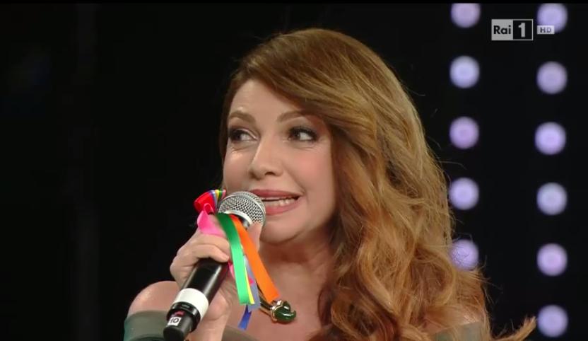 Cristina D'Avena a Sanremo 2016