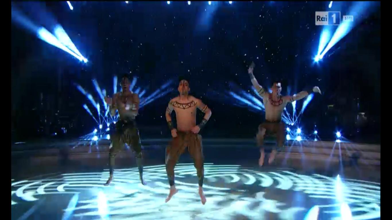 Cuban flex ballando.con le stelle