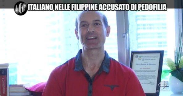 Daniele Bosio Le Iene