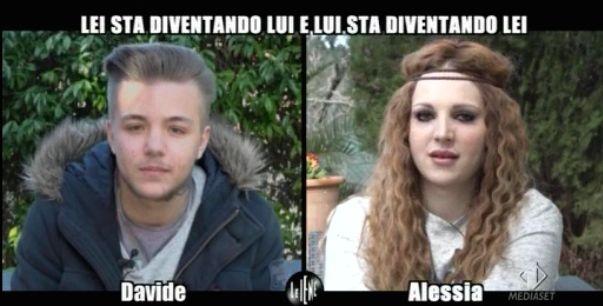 Davide e Alessia