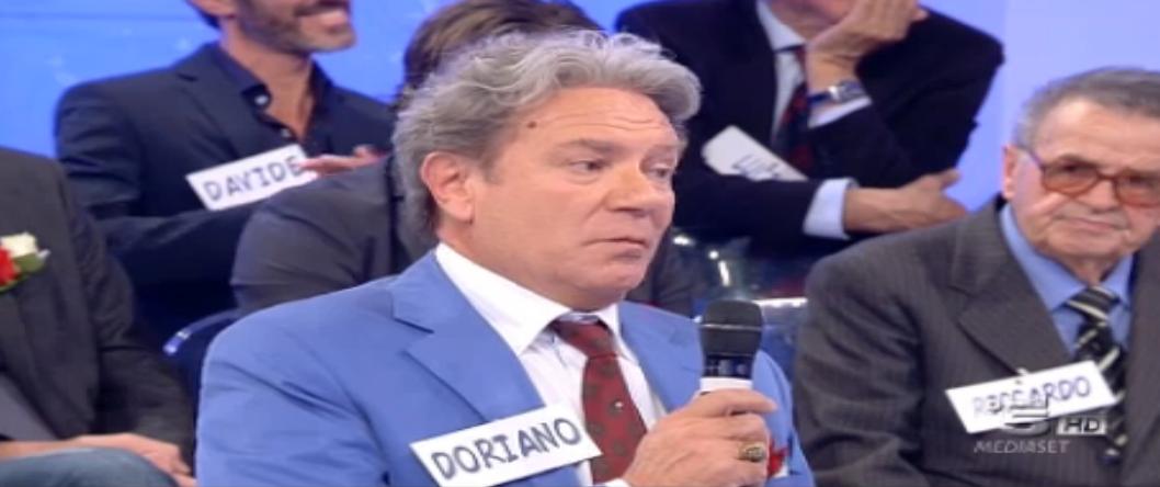 Doriano new entry a Uomini e donne Over